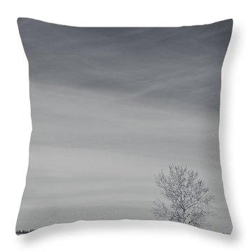Days Turn Into Months Throw Pillow