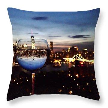 Dazzle ... Entertain ... Amaze Throw Pillow