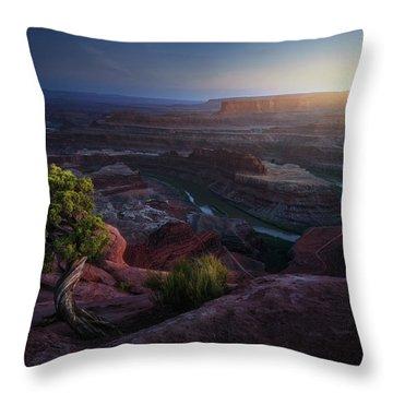 Geology Throw Pillows