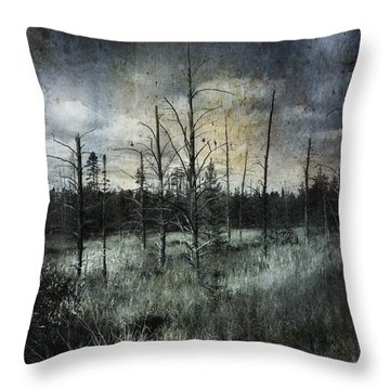 Deadwood Throw Pillow