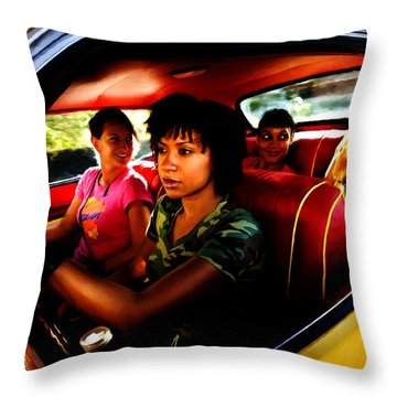 Death Proof - Quentin Tarantino - 2007 Throw Pillow