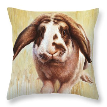 Debby Throw Pillow by Hans Droog