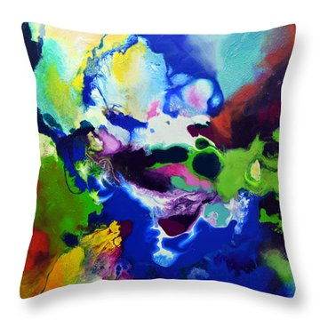 Decorum Throw Pillow