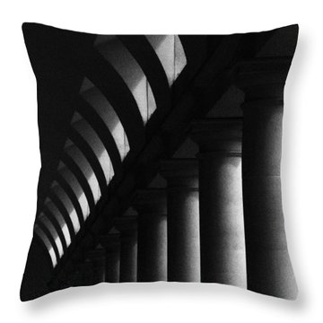 Definitions Throw Pillow