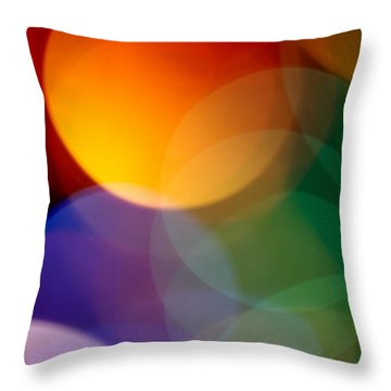Deja Vu 1 Throw Pillow