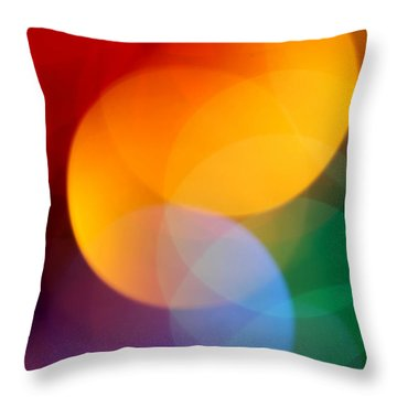 Deja Vu 2 Throw Pillow