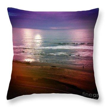 Del Mar Throw Pillow