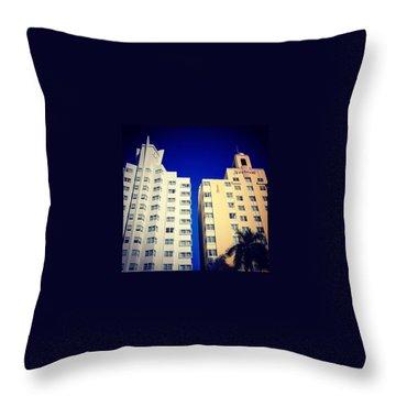 Architecturelovers Throw Pillows