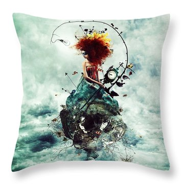 Crazy Throw Pillows