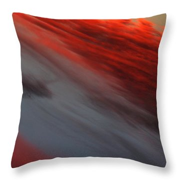 Deliver Throw Pillow