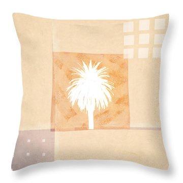 Desert Windows Throw Pillow