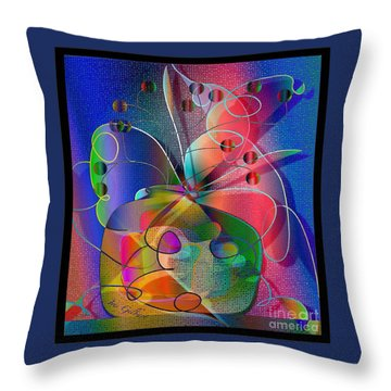 Design #29 Throw Pillow