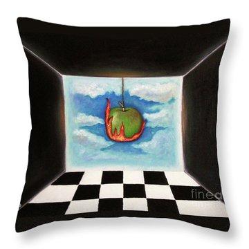 Desire Throw Pillow by Venus