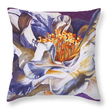 Desirea Throw Pillow