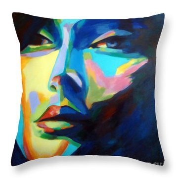 Desires And Illusions Throw Pillow