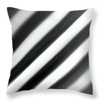 Desperation Throw Pillow by Sven Fischer
