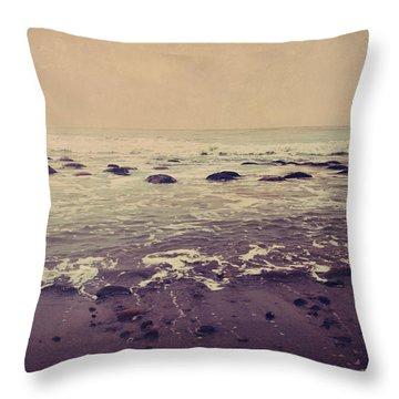 Pacific Ocean Throw Pillows