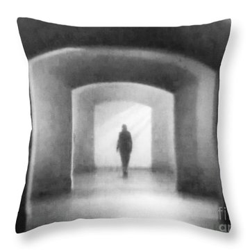 Destiny Calls Throw Pillow