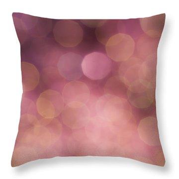 Destiny Throw Pillow by Jan Bickerton