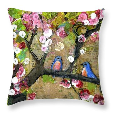 Artist Throw Pillows