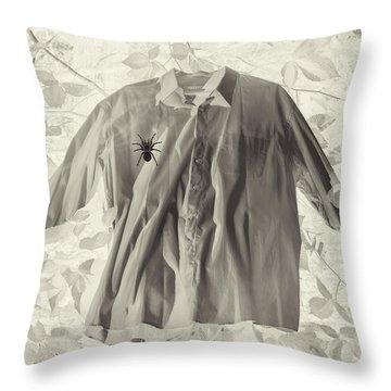 Night Shirt Throw Pillows