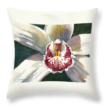 Devas Delight Throw Pillow