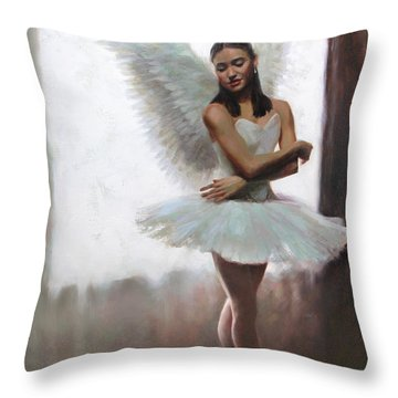 Wings Throw Pillows