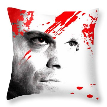 Dexter Dreaming Throw Pillow