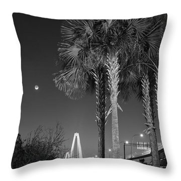 Diamonds In The Distance Throw Pillow