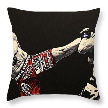 Diaz V Condit Throw Pillow