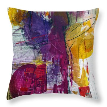 Didgeridoo Throw Pillow