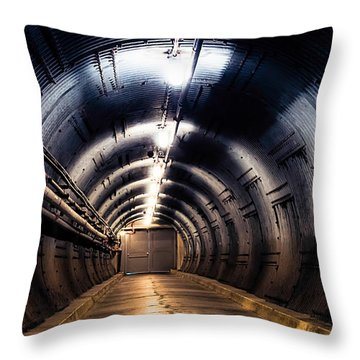 Diefenbunker Throw Pillow