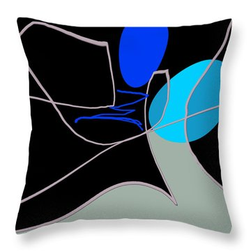 Different Perspective Throw Pillow by RjFxx at beautifullart com