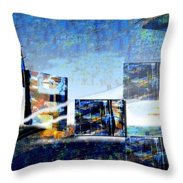 Different Types Of Thoughts Throw Pillow
