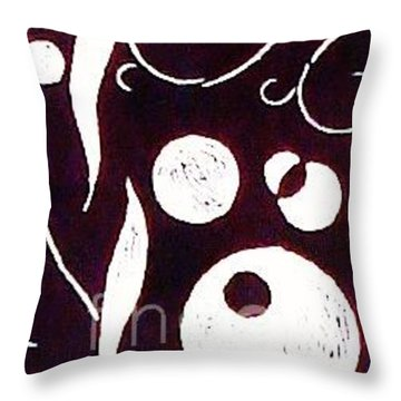 Different Throw Pillow by Yael VanGruber