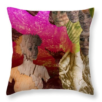 Digindeep Throw Pillow