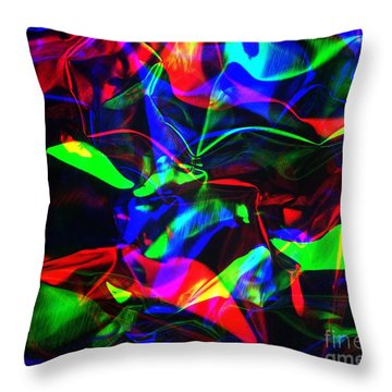 Digital Art-a16 Throw Pillow by Gary Gingrich Galleries