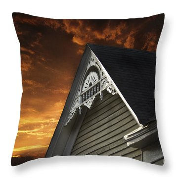 Digital Delight Throw Pillow