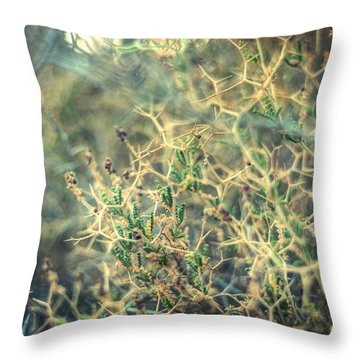 Diken Throw Pillow by Taylan Apukovska