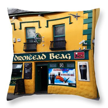 Dingle County Kerry Ireland Throw Pillow