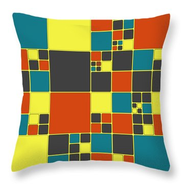 Dio - 561 -01a Throw Pillow by Variance Collections