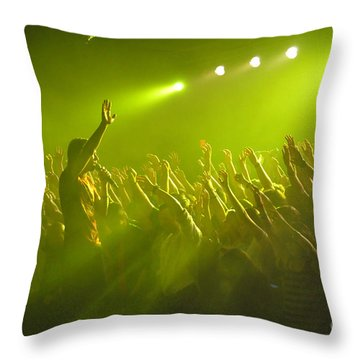 Disciple-kevin-9547 Throw Pillow by Gary Gingrich Galleries