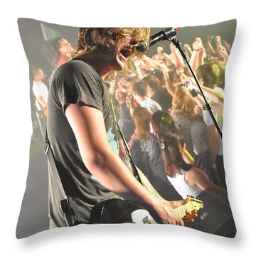 Disciple-micah-0146 Throw Pillow by Gary Gingrich Galleries