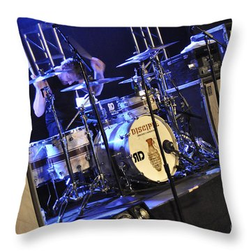 Disciple-trent-8843 Throw Pillow by Gary Gingrich Galleries