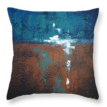 Disenchanted Throw Pillow