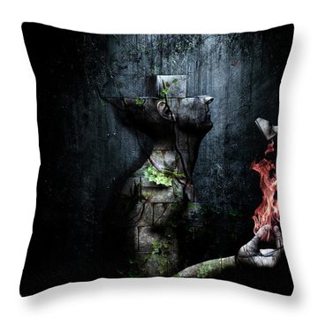 Parable Visions Throw Pillows