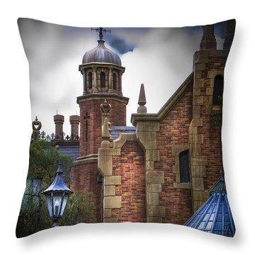 Disney's Haunted Mansion Throw Pillow
