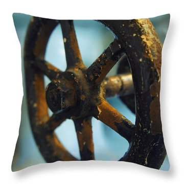 Distillery Tools Throw Pillow