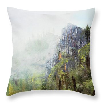 Dixville Notch Nh Throw Pillow