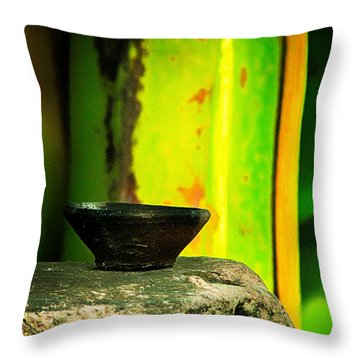 Diya Throw Pillow